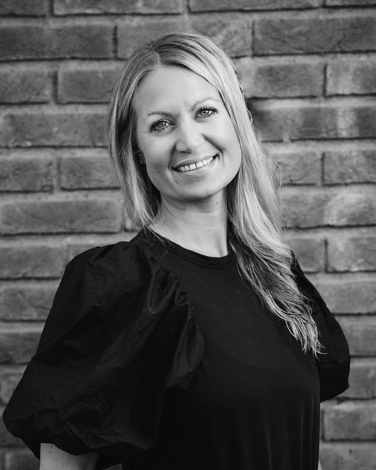 Heidi Mjelva er Opsahl Boligs interiøransvarlig.